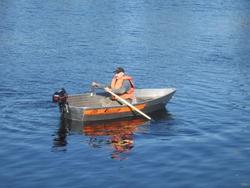 Алюминиевая лодка Wellboat-30