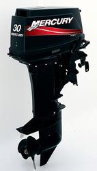 Двухтактный мотор Mercury 30E