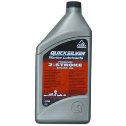 Масло стандарта TC-W3® для двухтактных моторов емкостью 1 литр