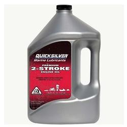 Масло стандарта TC-W3® для двухтактных моторов емкостью 4 литра.